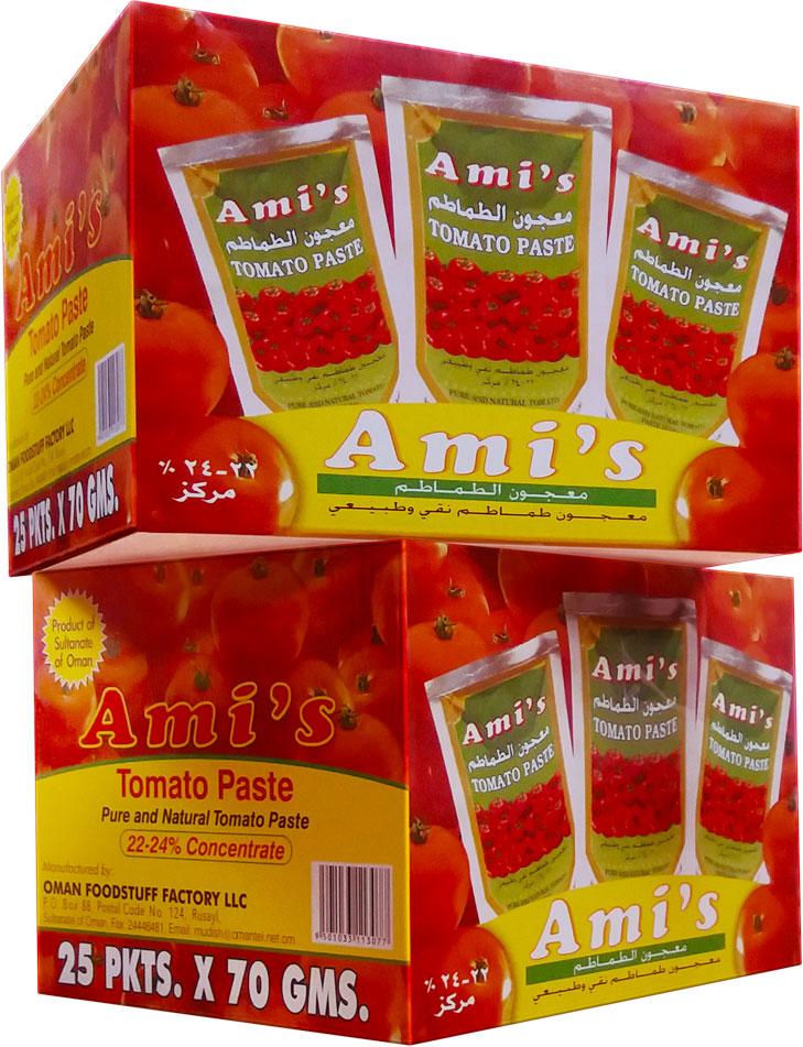 Oman Foodstuff Factory LLC - Tomato Paste Factory